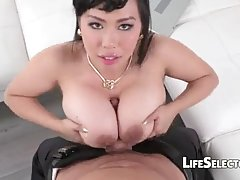Sexy girls like to suck dick in front of the camera and to get fucked good
