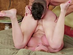 Brooke Wylde and a guy who is not her boyfriend are having steamy sex adventure